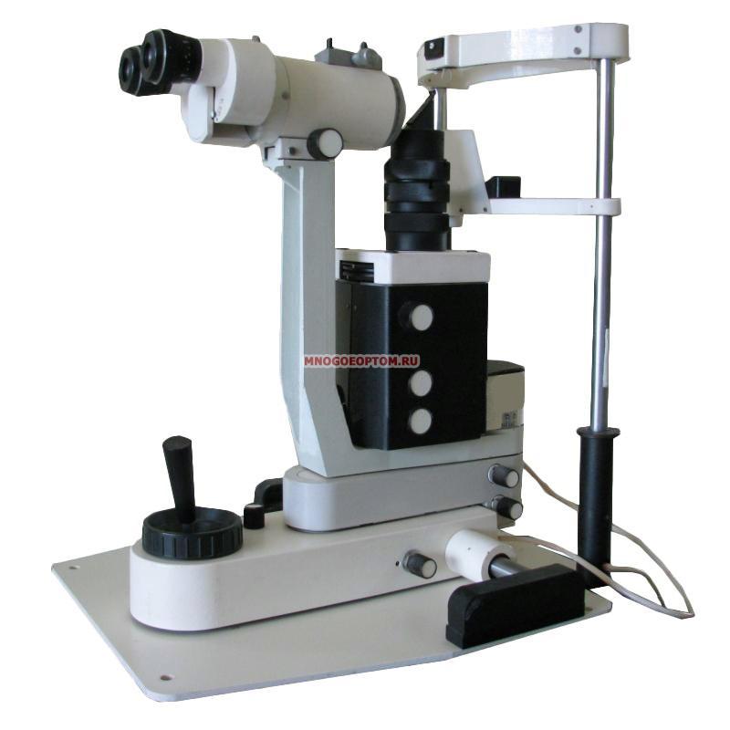 Оснащение офтальмологического кабинета